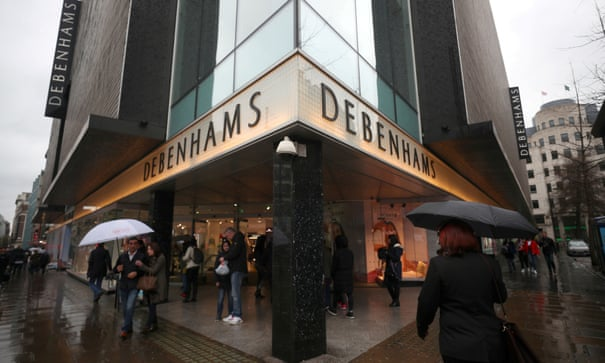The retail crisis is becoming landlords' problem as demands for rent cuts pile up