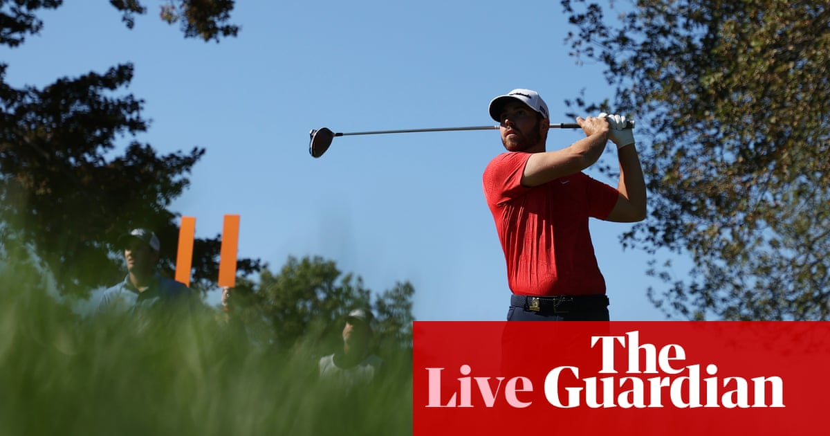 US Open golf 2020: Wolff leads with DeChambeau in pursuit – day three as it happened – The Guardian