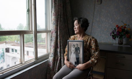 'My mother begged me not to go': the Japanese women who married Koreans – and never saw their family again