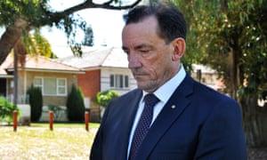 WA housing minister Peter Tinley