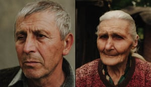 Marina and her son, Beli Bryag, Bulgaria: Marina and her son live in the bucolic village of Beli Bryag, where she and other residents grow produce and make traditional plum brandy. She has already been forcibly evicted during her lifetime, when her home was demolished to make way for a coalmine. Now, it is poised to happen again. Resistance is difficult – and dangerous – as her son has little choice but to work in the coal industry