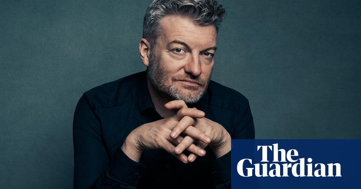 Charlie Brooker: 'Succession made me furious with envy'