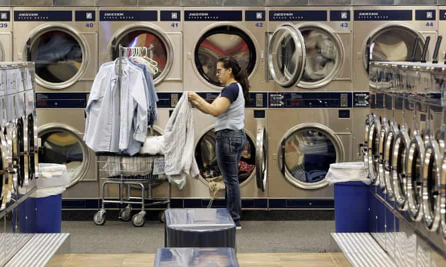 Every time we wash our clothing the synthetic fibers the are comprised of leach into our waterways, rivers and oceans.
