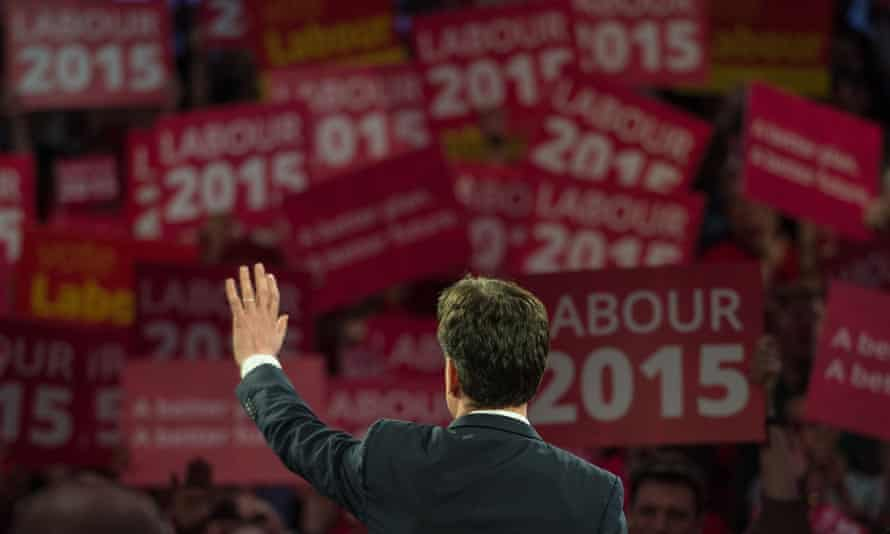 Ed Miliband's Labour received a drubbing at the polls this year, changing the political landscape somewhat.