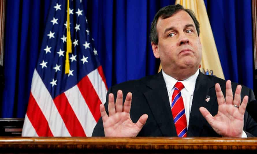 Chris Christie recounts in his new book, Let Me Finish, a conversation with Donald Trump: 'Please, sir, don't ever, ever tell me again that I wasn't fired.'