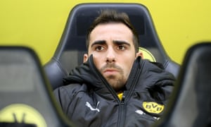 Paco Alcácer has scored league 10 goals from two starts this season.