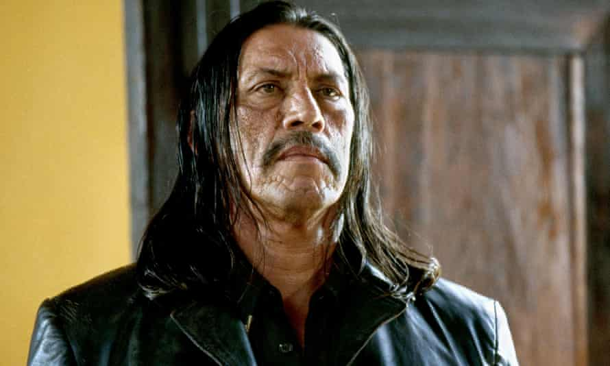 Danny Trejo in Once Upon a Time in Mexico.