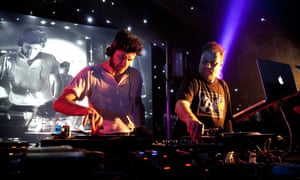 'We had complete musical freedom' … Optimo.
