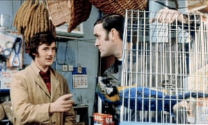 John Cleese and Michael Palin in Monty Python's Flying Circus (1969)