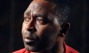 Andy Cole: 'It's a rollercoaster. But I continue to give it a good go and fight as hard as I can do.'