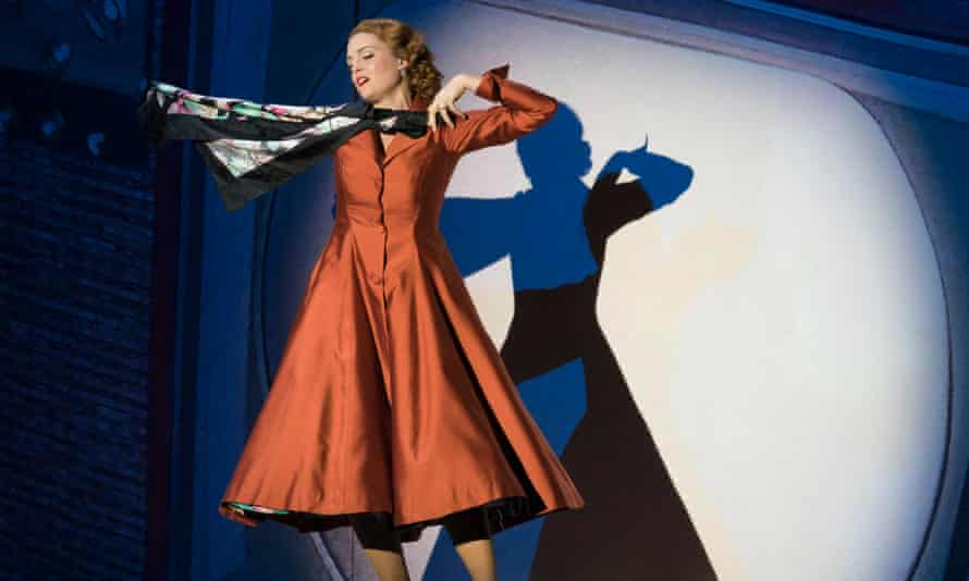 Leonard Bernstein's Trouble in Tahiti performed by Opera North at the New Theatre, Leeds.