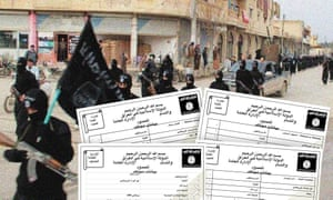 A cache of documents allegedly containing the personal details of some 22,000 Islamic State fighters has been leaked to the media.