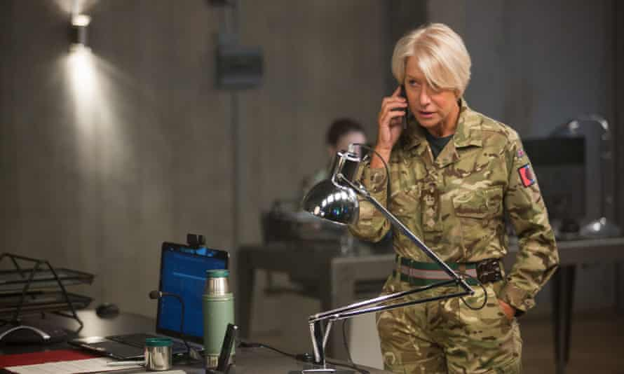 The 2015 movie Eye in the Sky movie, starring Helen Mirren, examines the moral issues surrounding drone warfare