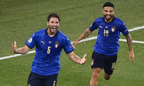 Locatelli fires Italy past Switzerland and through to Euro 2020 knockout stage