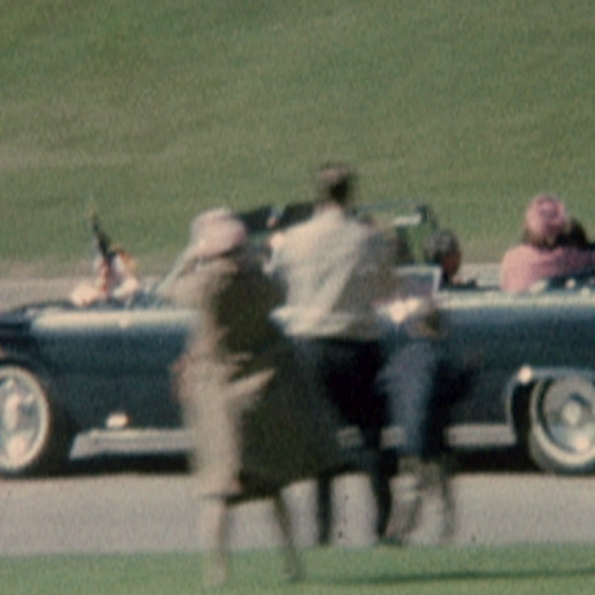 Jfk Assassination Film Woman Sues Us Government For Return Of Lost Footage Us News The Guardian