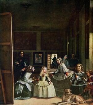 Las Meninas by Diego Velázquez.