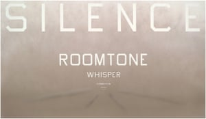 ED RUSCHA Silence with Wrinkles, 2016 Acrylic on canvas 72 × 124 inches (182.9 × 315 cm)