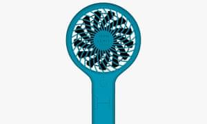 John Lewis foldable fan