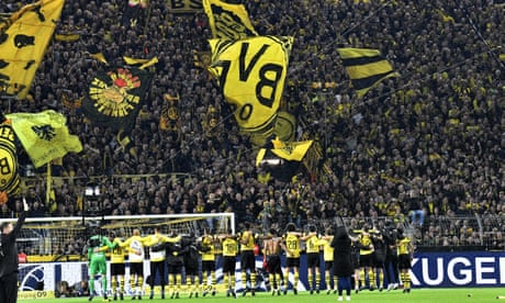Sublime Klassiker suggests there's finally life in the Bundesliga again | Andy Brassell