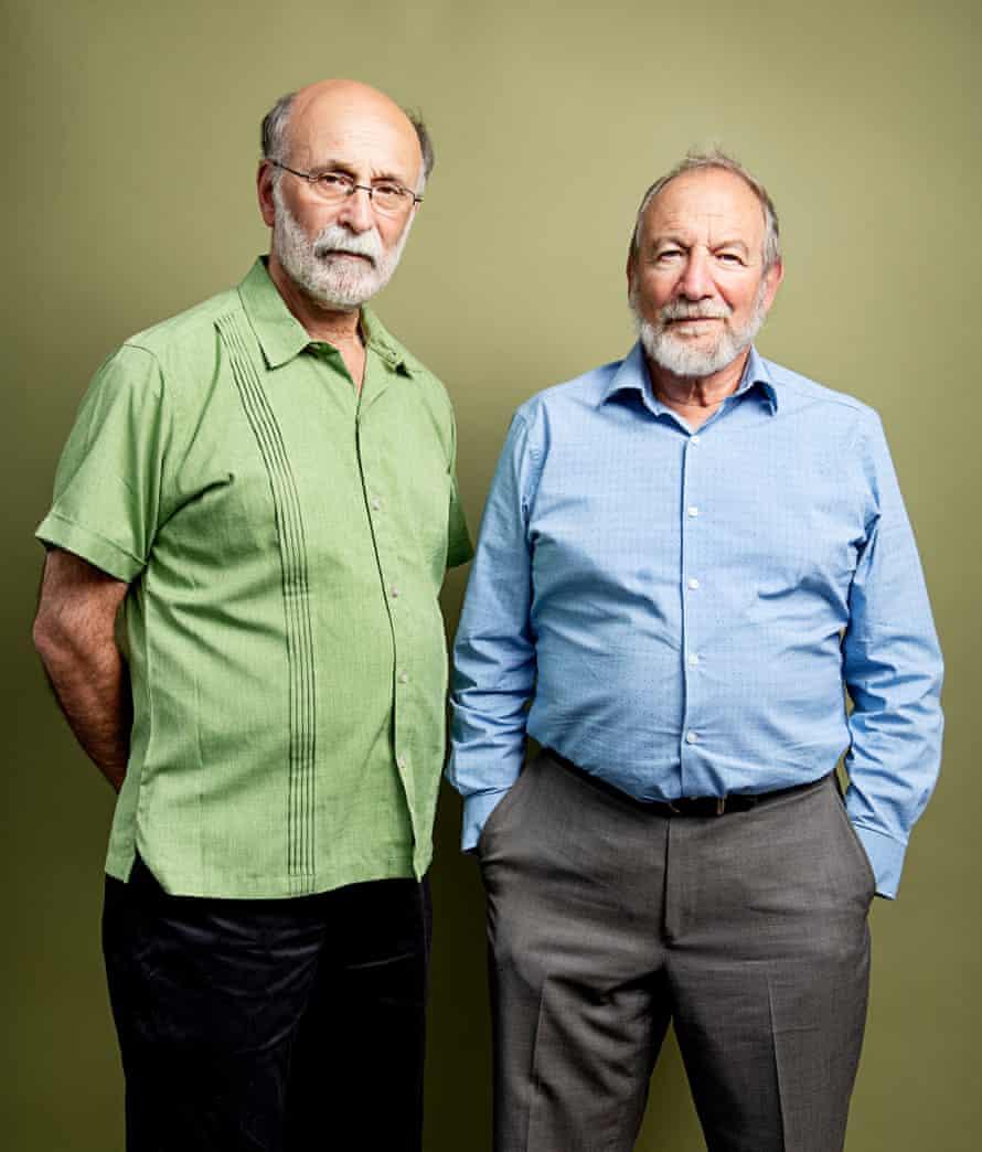 Robert and Michael Meeropol