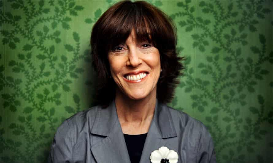 Film director Nora Ephron in 2009. Photo by Linda Nylind for the Guardian