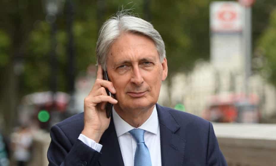 Lord Hammond has taken up as many as 14 paid and unpaid jobs since leaving politics after a bust-up with Boris Johnson over Brexit.