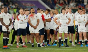 England's display in the final was a far cry from their controlled, aggressive victory over the All Blacks.