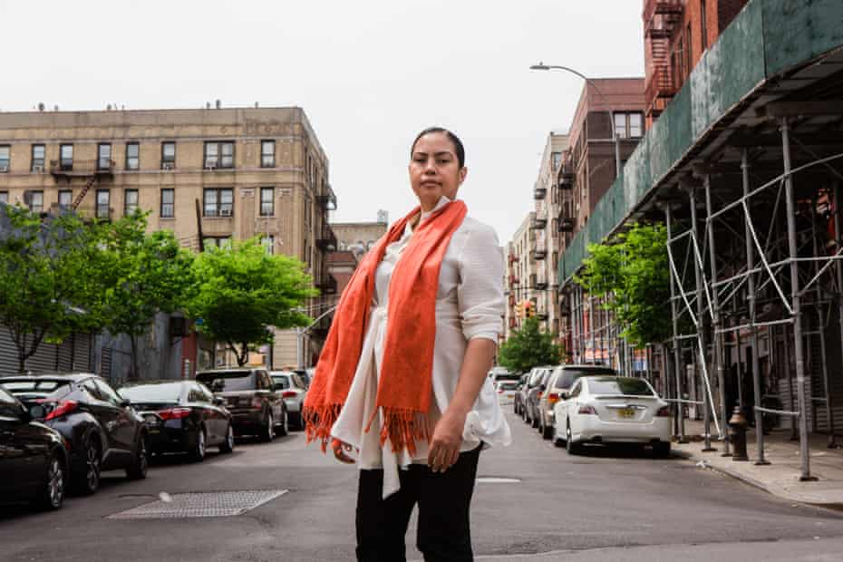Samelys Lopez is running for US Congress in the New York's 15th District.
