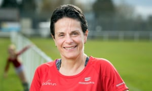 Felicity Russell: 'At first I couldn't run the 5km without several breaks.'