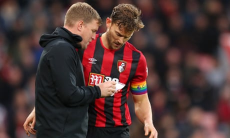 Bournemouth need fresh ideas from Eddie Howe to arrest an alarming slump | Eni Aluko