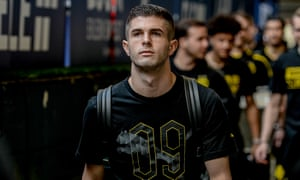 Christian Pulisic represents the hopes of the next generation of US footballers