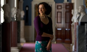 Author Andrea Levy poses for a portrait at the second annual Althorp literary festival held at Althorp House in 2005 .