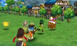 Dragon Quest VII: Fragments of the Forgotten Past.