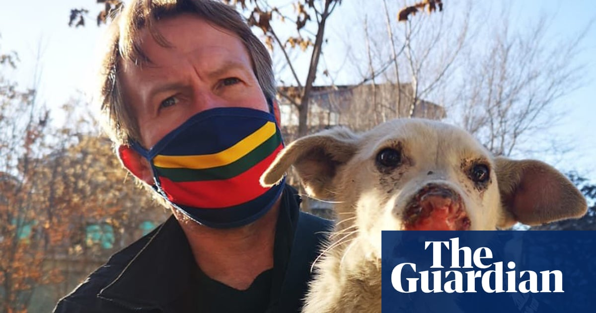 Ex-marine Pen Farthing and pets cleared for Afghanistan evacuation