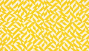 Eclat, 1974, a textile design by Anni Albers.