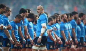 Sergio Parisse is the greatest player ever to have played for Italy, says Conor O'Shea.