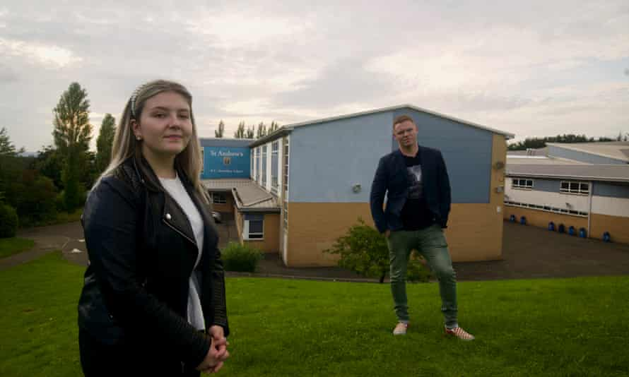 Darren McGarvey meets Erin, a Glasgow teenager who lobbied the government to change how exam grades were awarded in the pandemic