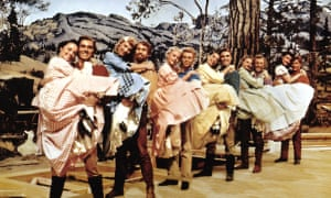 Seven Brides for Seven Brothers, 1954.