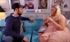Gemma Collins with Charlie King on The Only Way Is Essex