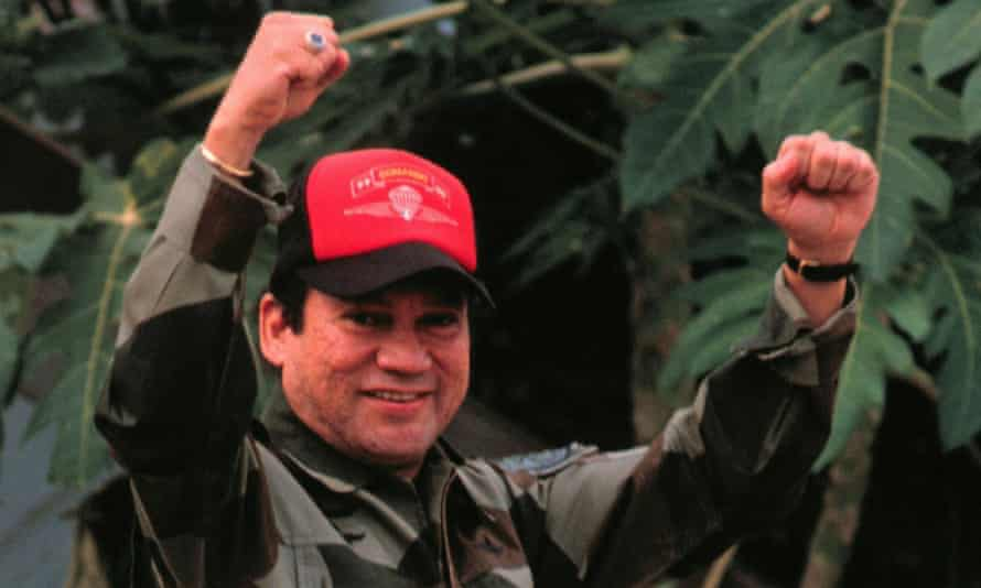 Gen Manuel Noriega
