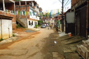 Marechal Rondon favela