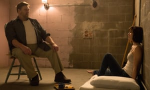 10 Cloverfield Lane review – taut, Hitchcockian thriller