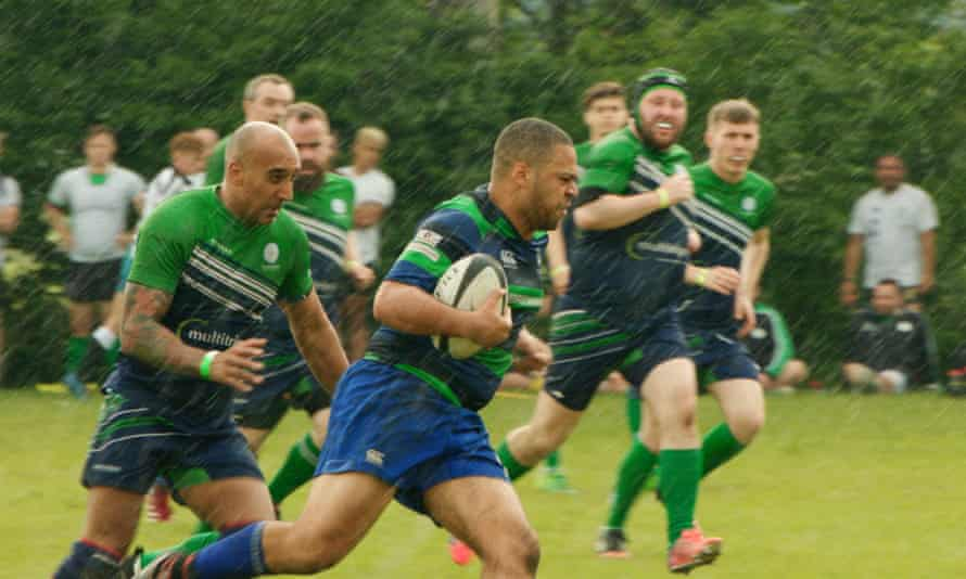 Steelers: The World's First Gay and Inclusive Rugby Club.
