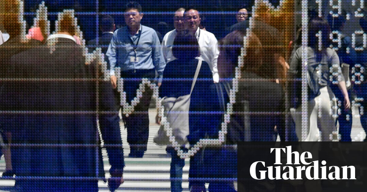 Global stock markets: what's driving the record rises – and will they  continue? | Business | The Guardian