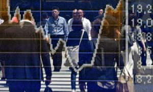 Tokyo stock index
