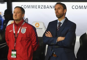 Southgate's plan going accordingly...