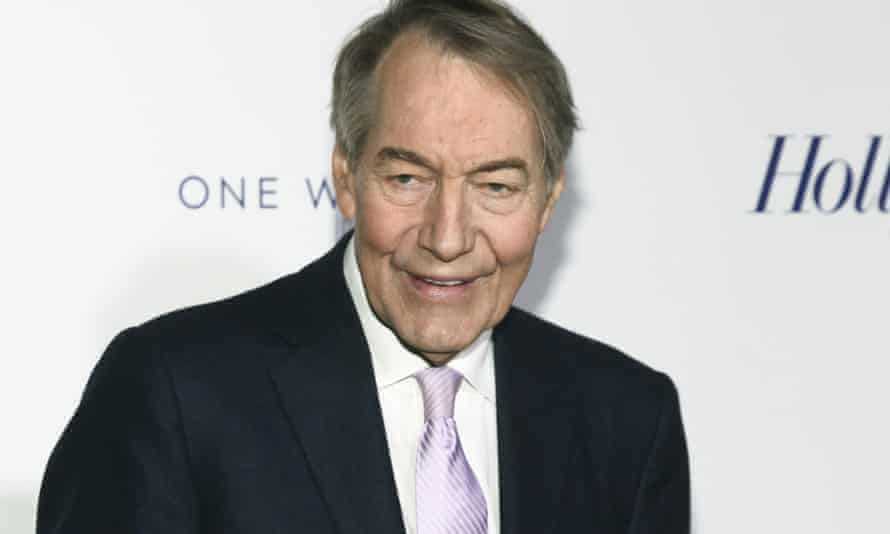 Charlie Rose cancelled his PBS show in 2017 and he was also fired by CBS News after sexual harassment allegations emerged.