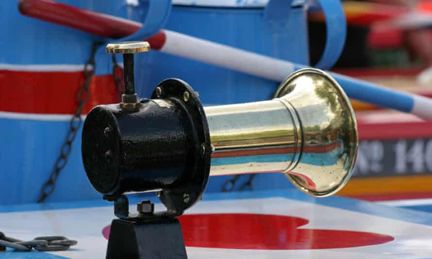 'Learn the horn signals - the narrowboat equivalent of indicator lights on a car,' says Jamie Davies.