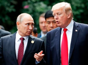 Donald Trump was quick to claim the indictments prove there was no collusion between his campaign and Russia.