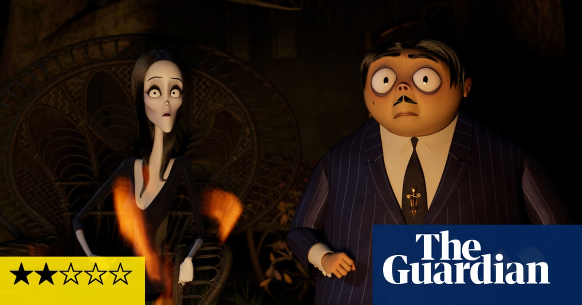 The Addams Family 2 review – not ooky, nor kooky, just the smell of a rotting franchise